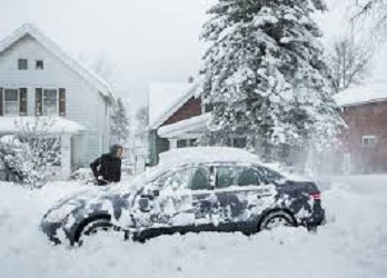 your car cold winter weather